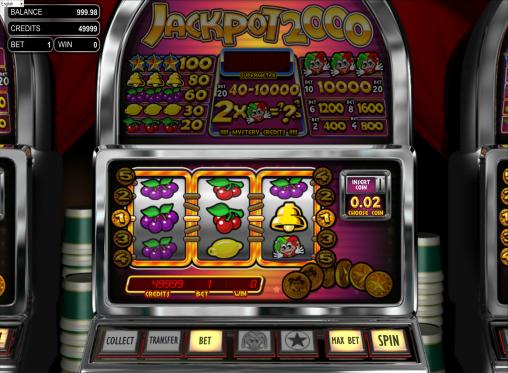 игровые автоматы 2000 годов
