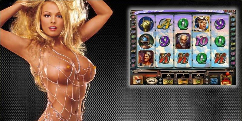 Эротические слоты автоматы — 6