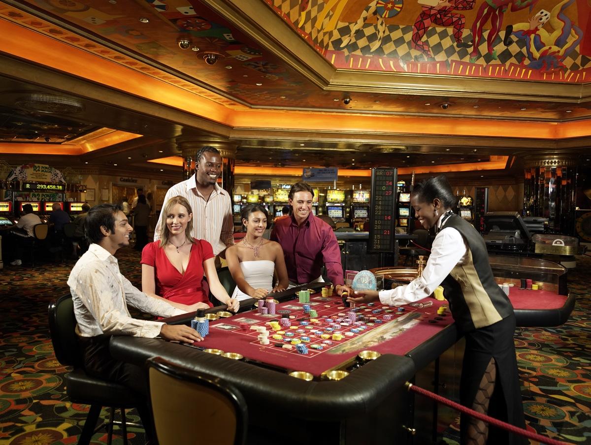 самое знаменитое казино в мире