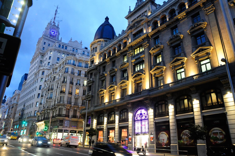 Casino gran via madrid
