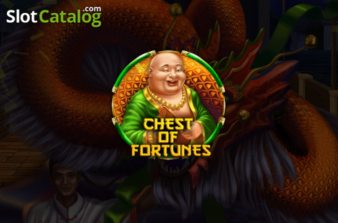 Заставка игры Chest of Fortunes от Spinomenal