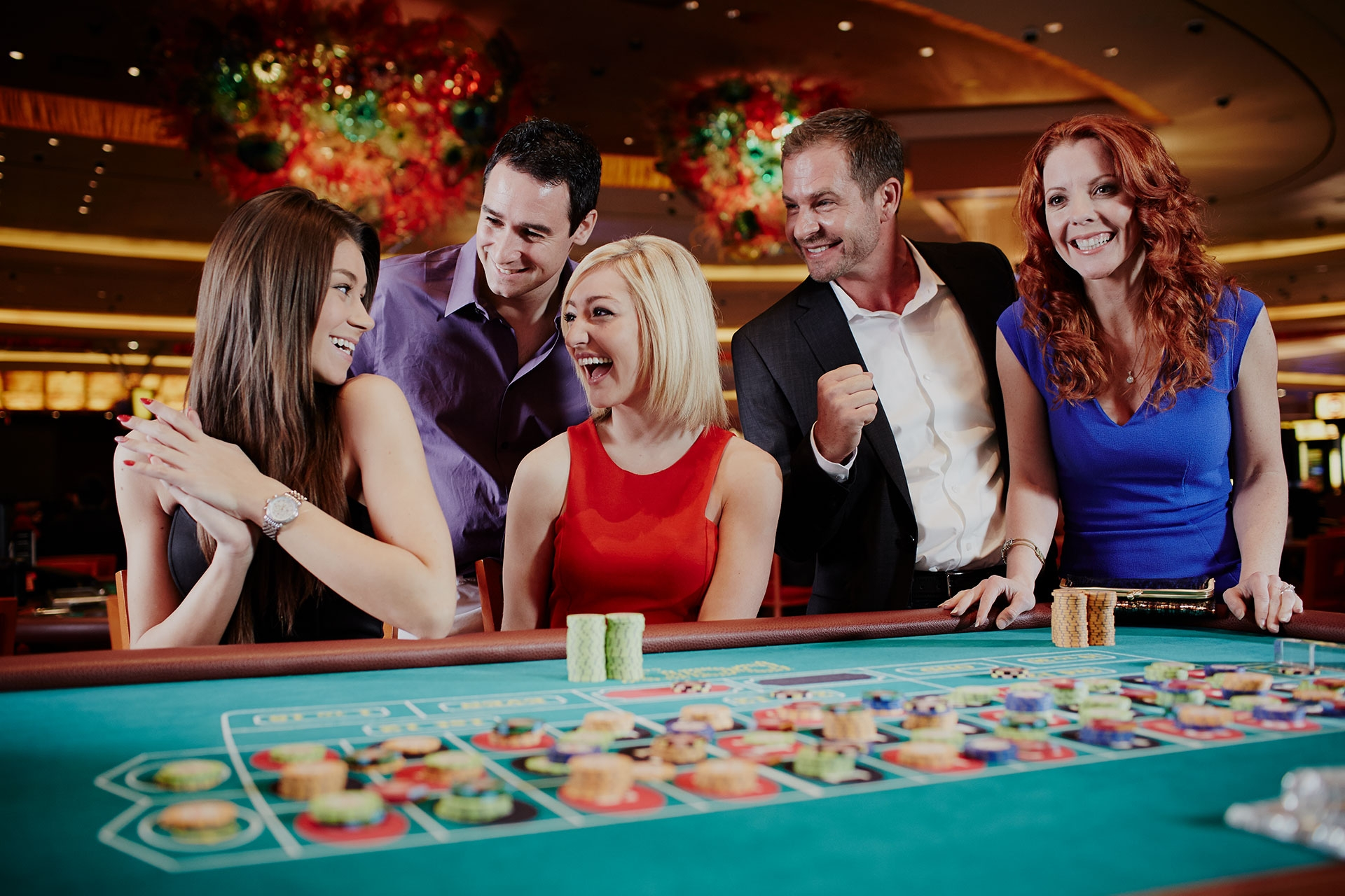 Основная причина – страсть к азарту
