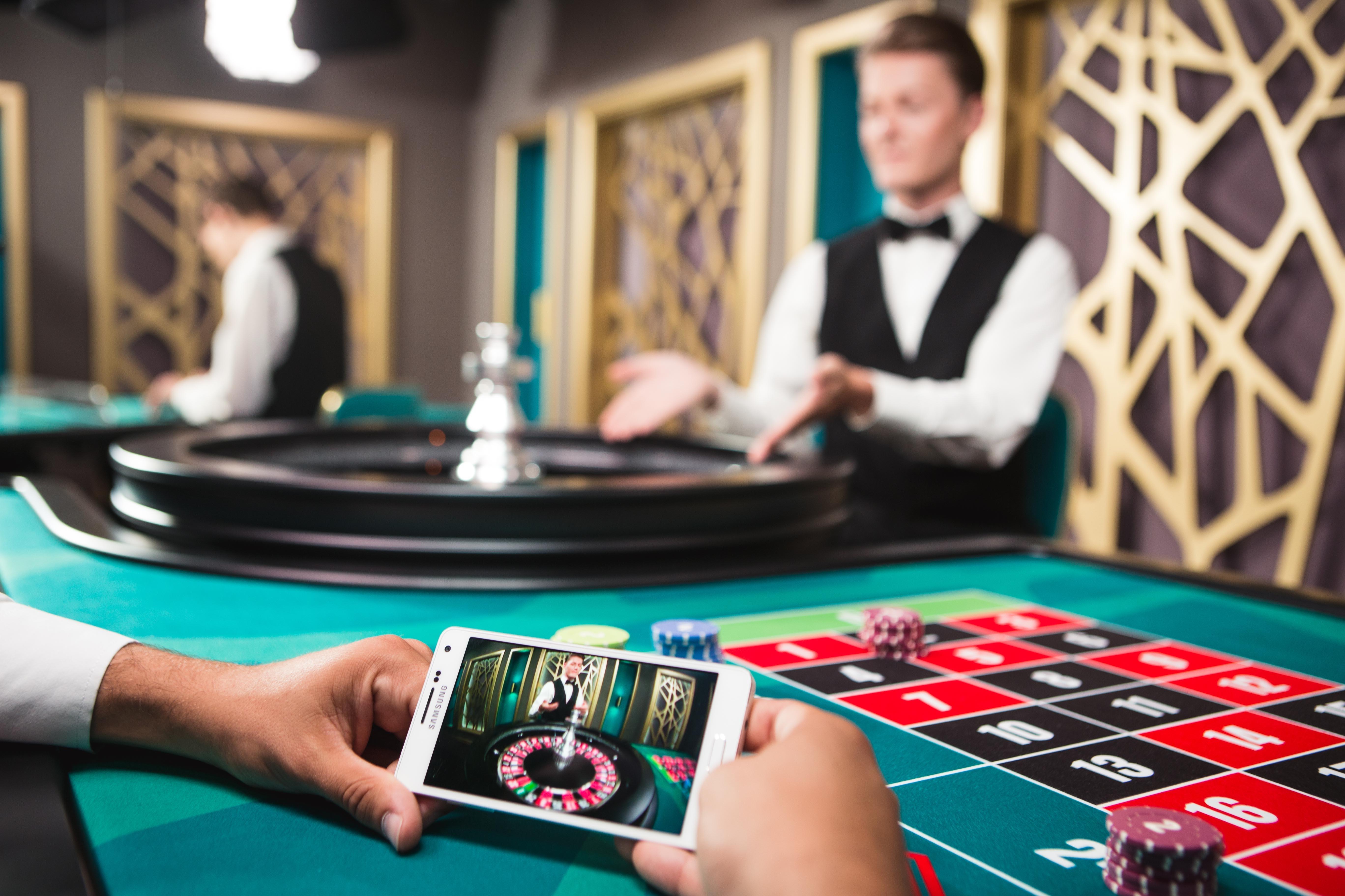 Casino on line free games