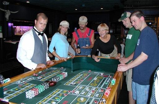играть в крепс в казино как