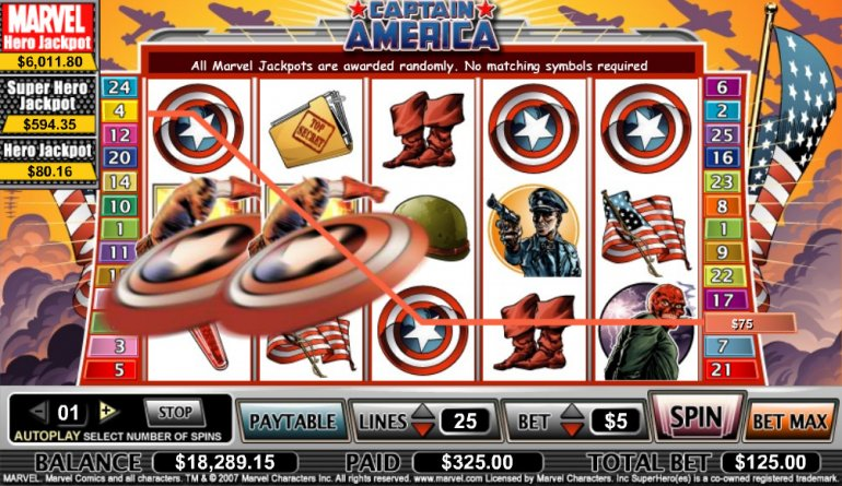 игровой автомат punisher war zone