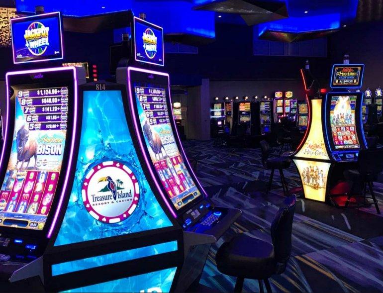 необычные игровые автоматы в казино