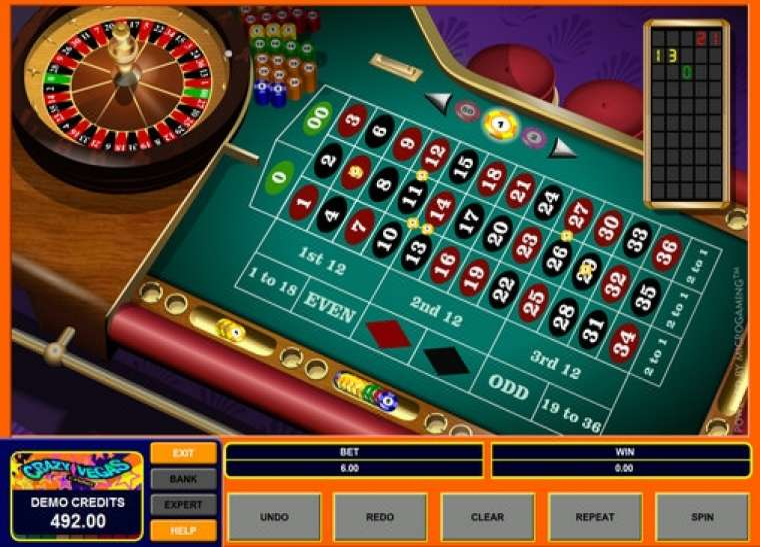 Рулетка казино набор игровой