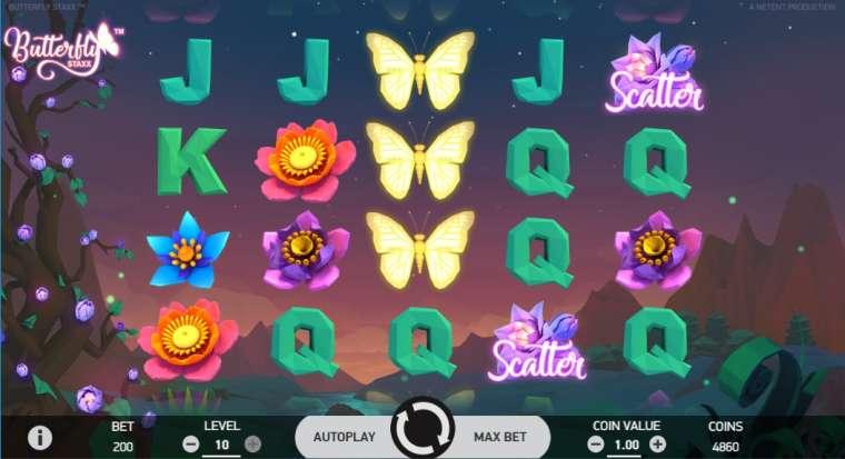 Игровые автоматы бабочки