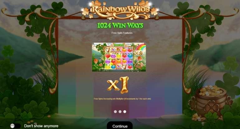 Игровые автоматы радуга