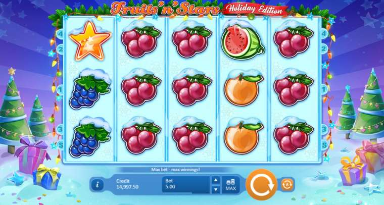 Juice and fruits игровой автомат прыгающий помидор