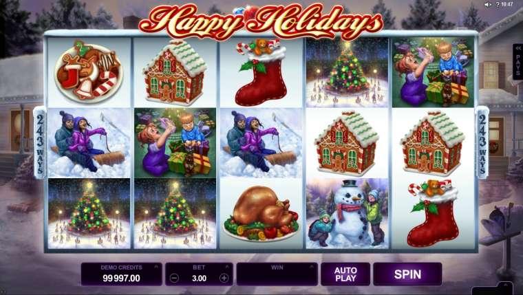 merry christmas игровой автомат производитель