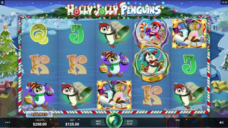 игровой автомат играть бесплатно пингвины
