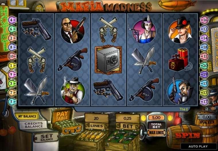 игровые автоматы играть бесплатно мафия