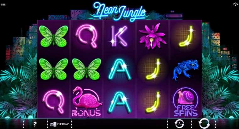 jungle games игровой автомат