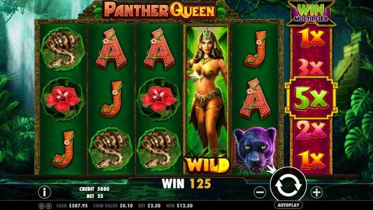 Panther queen королева пантер игровой автомат деньги