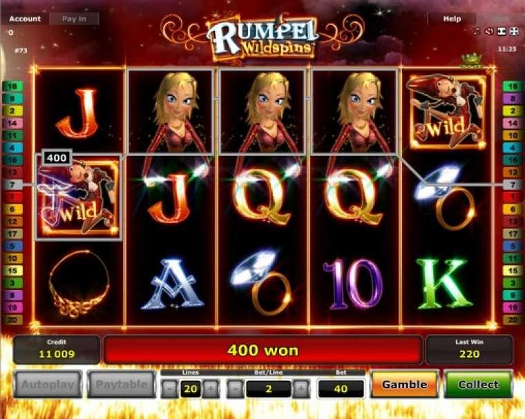 Игровые автоматы rumpel wildspins играть в карты молния маквин