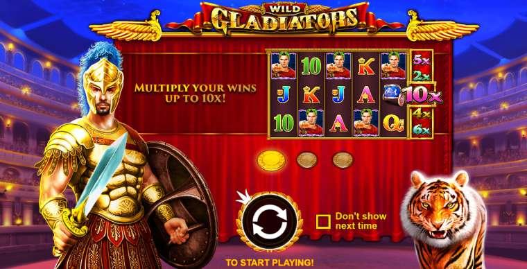 игровые автоматы играть бесплатно гладиатор