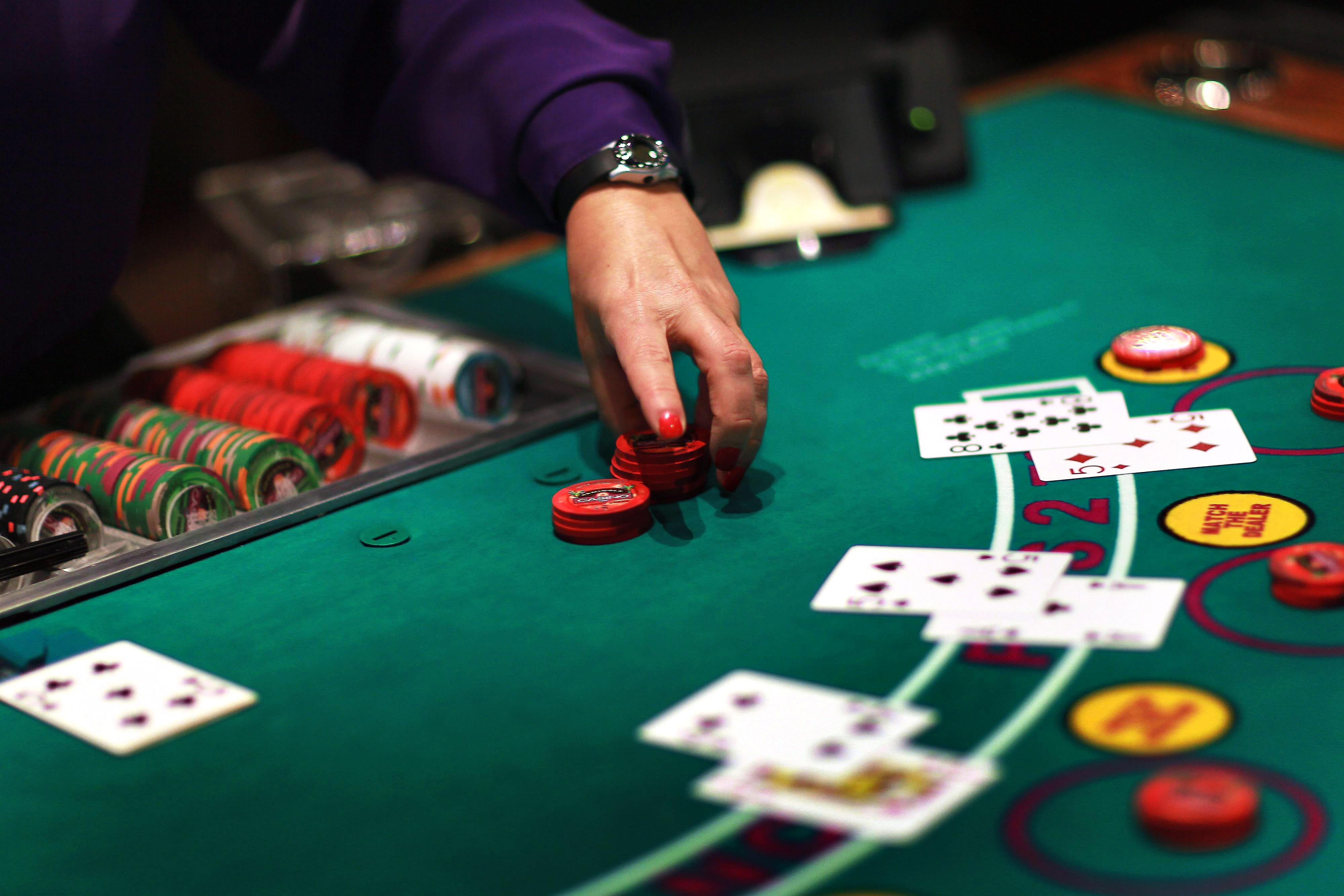 Blackjack online casino uk