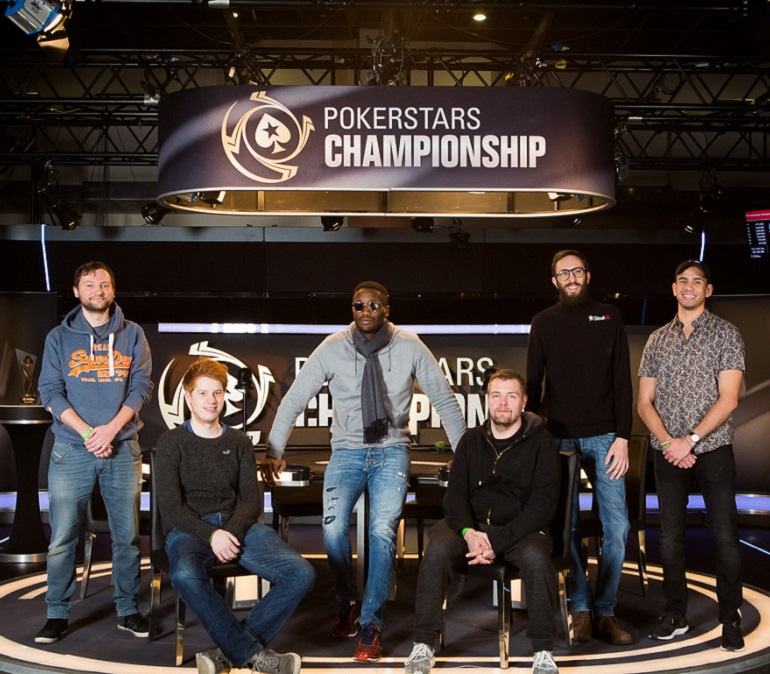 2017 PokerStars Championship Prague ME Finalists