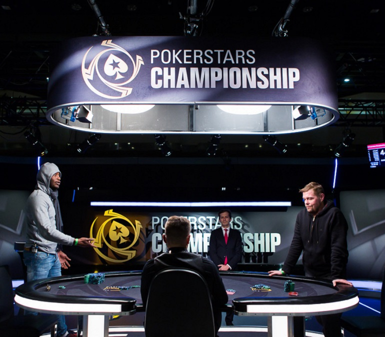 2017 PokerStars Championship Prague ME Heads-Up