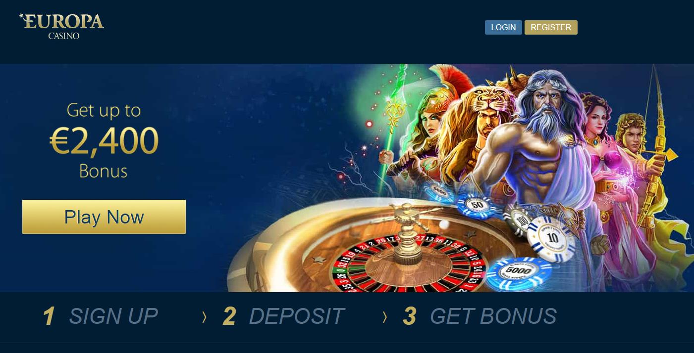 фото Casino бездепозитный бонус europa