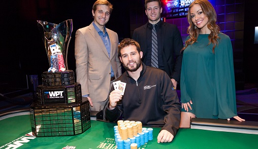 Darren Elias wins 2017 WPT Fallswview Poker Classic