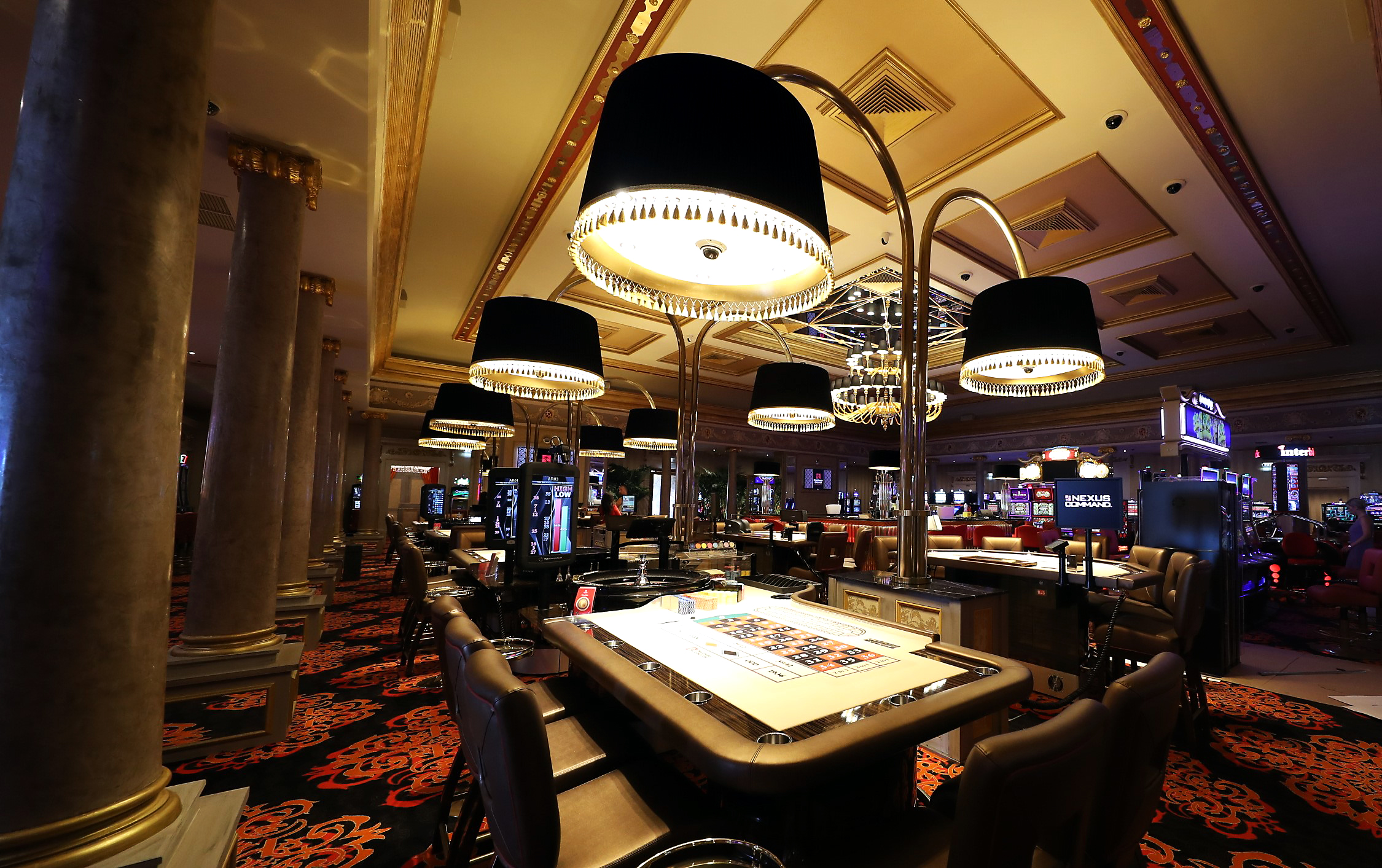 Dragonara casino malta