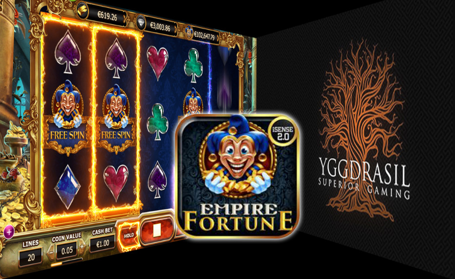 Empire Fortune от Yggdrasil