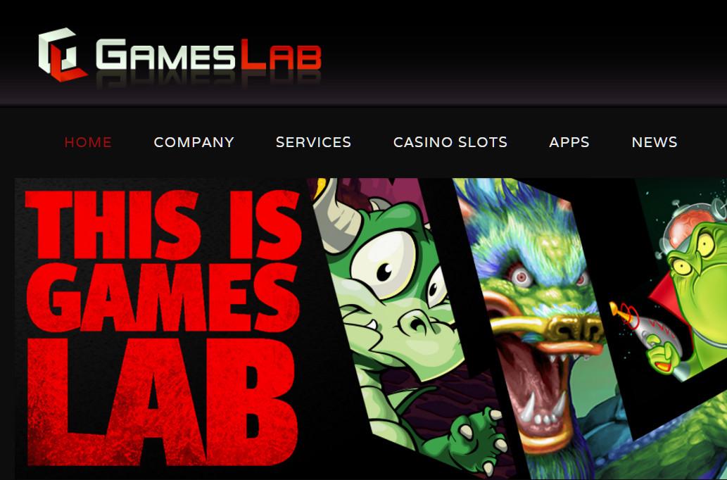 Games Lab company site