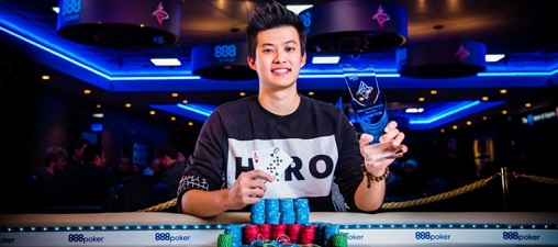 Ka Him Li Wins 888live Poker Festival London ME