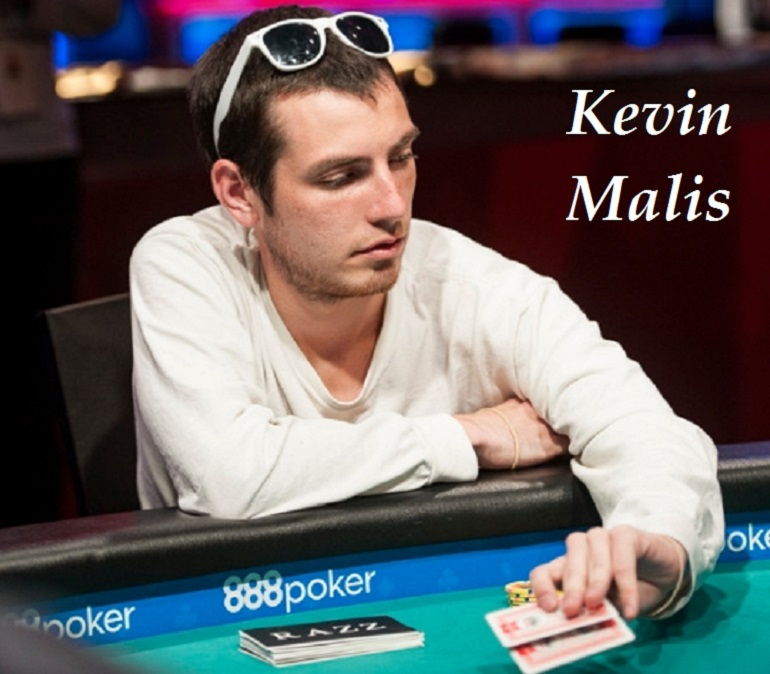 Kevin Malis at WSOP2018 Eight Game Mix