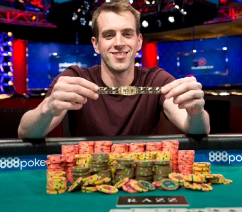 Philip Long wins WSOP2018 Eight Game Mix