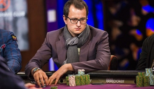 Rainer Kempe at the 2016 Super High Roller Bowl