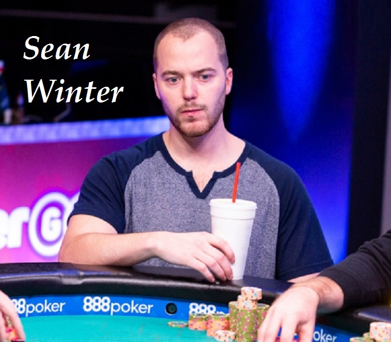 Sean Winter at WSOP2018 №77 High Roller Event