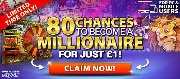 Zodiac casino 80 free spins mega moolah