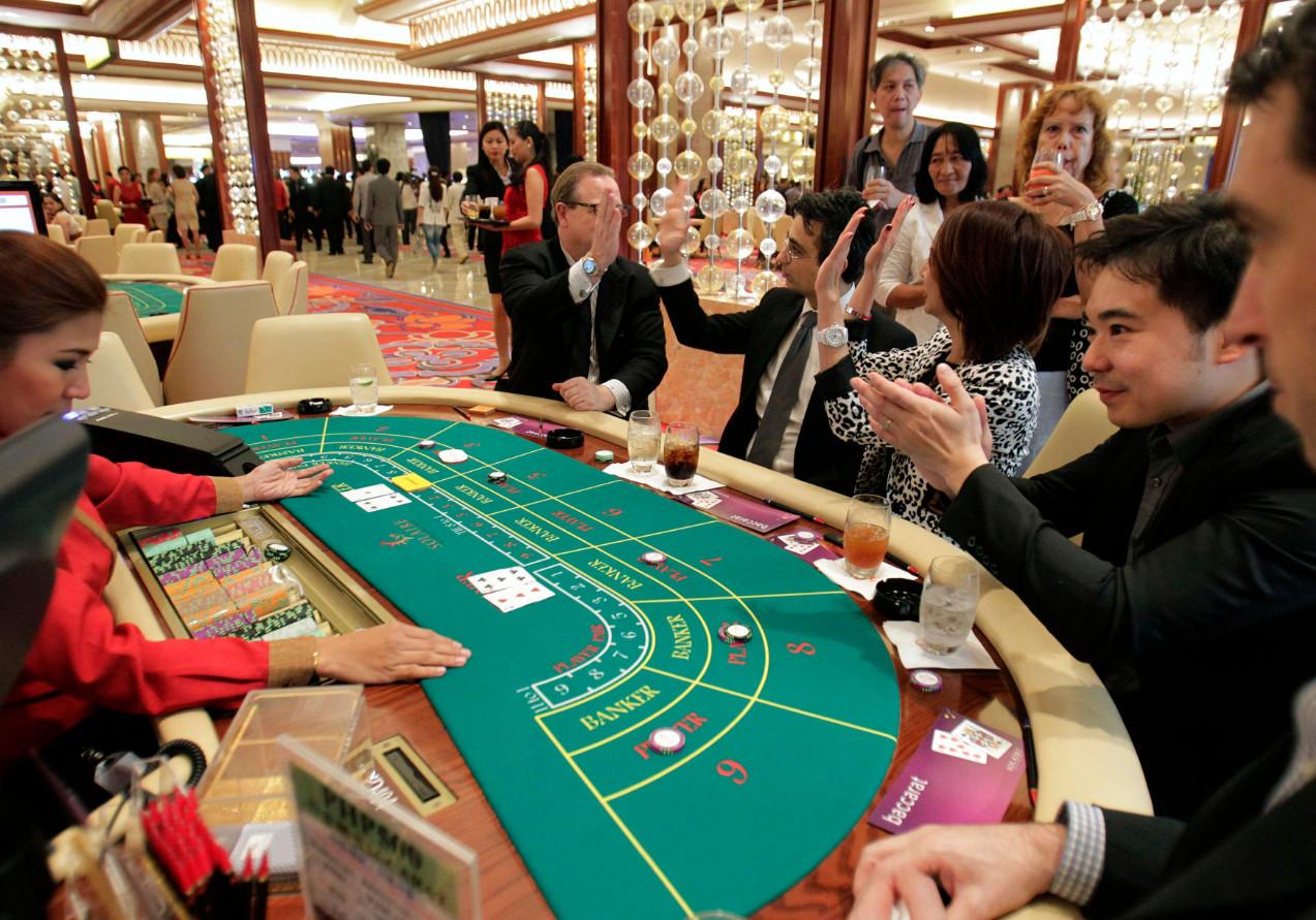 клиенты казино