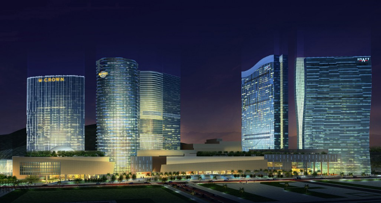 Melco Resorts And Entertainment Limited