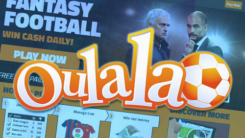 OULALA WON THE BEST FANTASY SPORTS PRODUCT