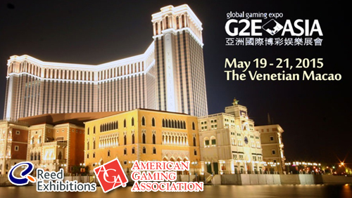 2016 G2E Asia Global Gaming Expo May