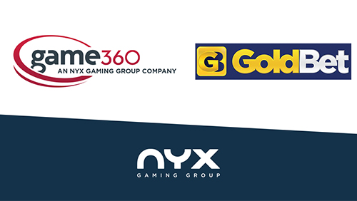 GoldBet integrates NYX content