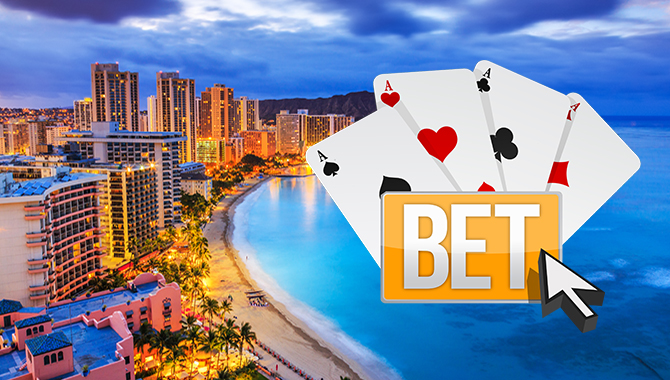 Hawaii  Online Gambling