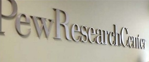 the Pew Research Center Logo